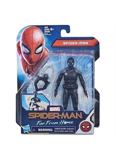 Hasbro Spider-Man: Far From Home Film Figür - Spider-Man (Görünmezlik Zırhı) Renkli